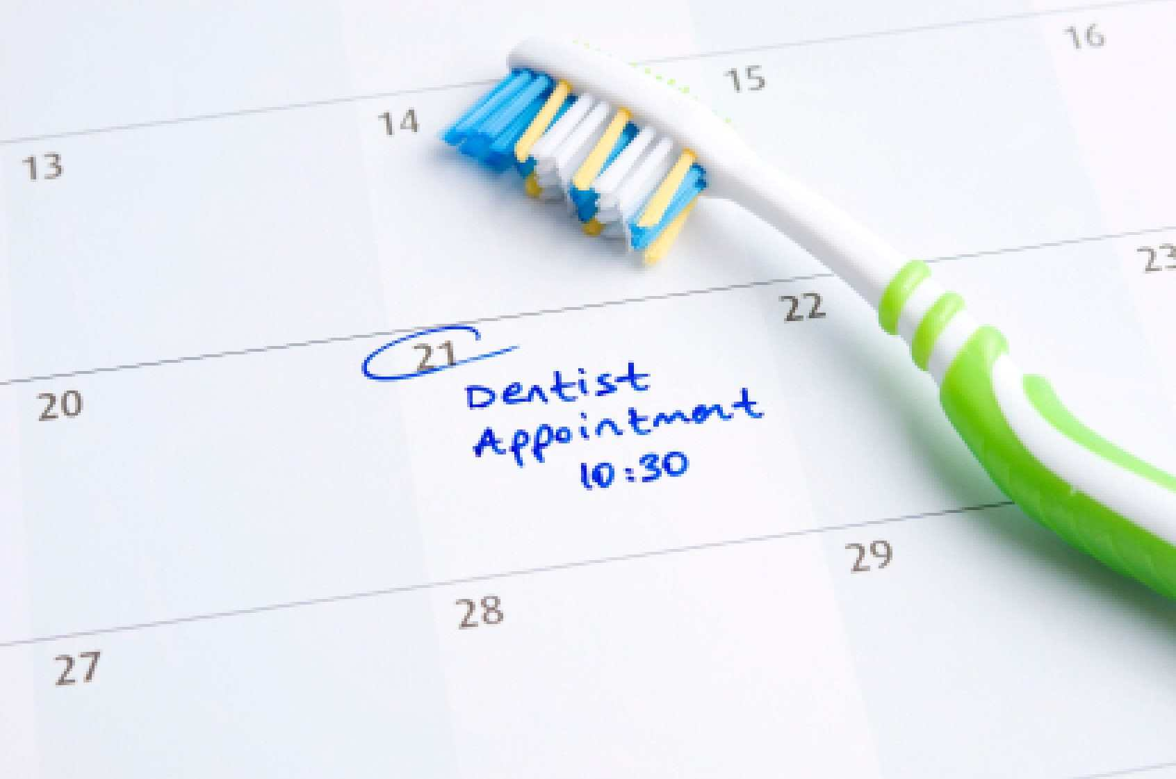 Book appointment calendar